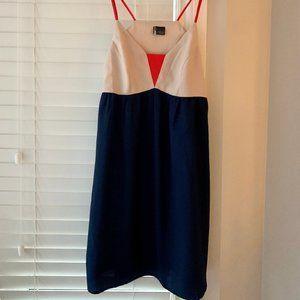 Sparkle & Fade Colour Block Dress
